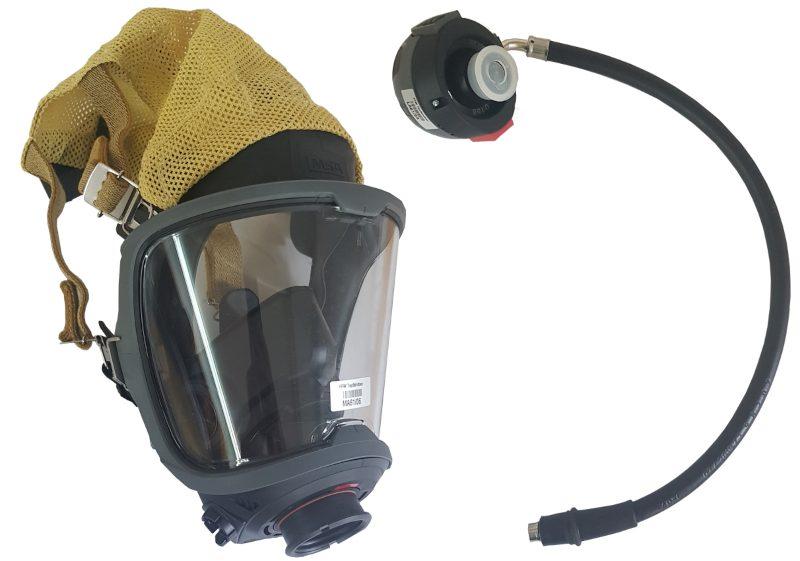 Neue Technik für Atemschutzgeräte