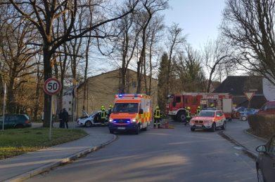 Februar 2020: Verkehrsunfall Veldener Straße